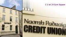 Naomh Padraig Credit Union, Galway